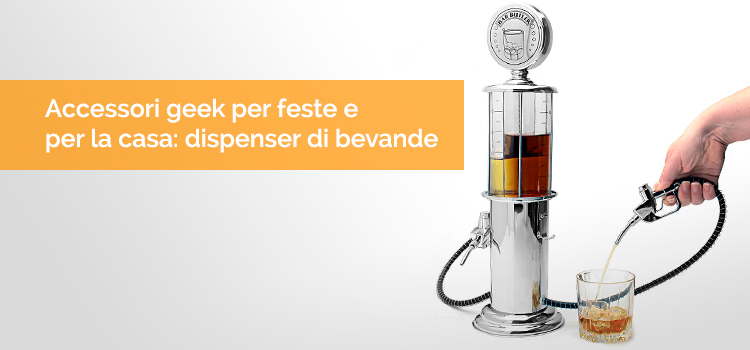 prezzi accessori geek per la casa dispenser bevande amazon